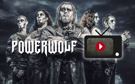 Nowe video Powerwolf!