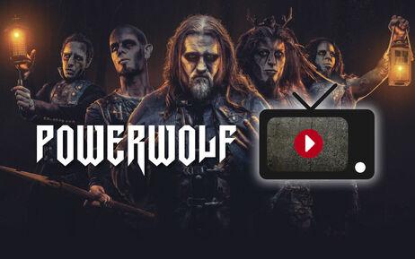 Nowe video Powerwolf!