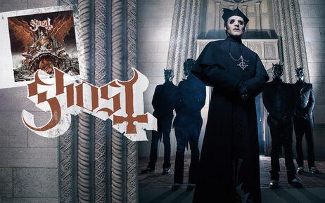 Nowy album Ghost - Kup przed premierą!