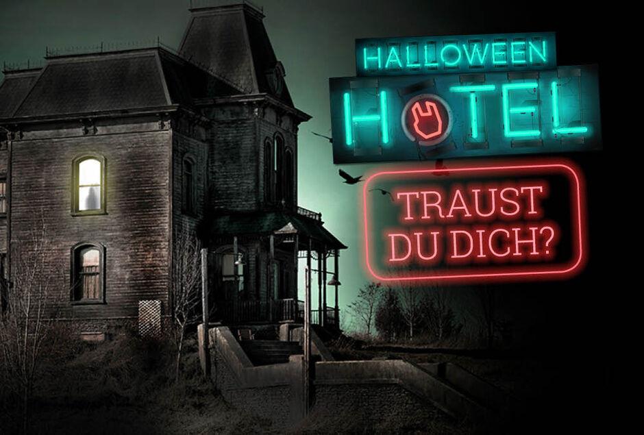 Witaj w EMP Halloween Hotel!