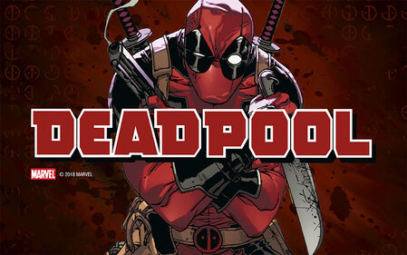 Deadpool nadciąga! Get Your Chimichanga!