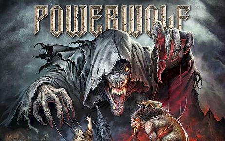 "Nowy album ""The Sacrament of Sin"" + merch Powerwolf!"