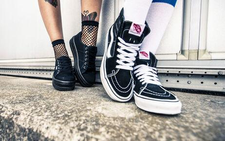 Nowe buty i tenisówki!