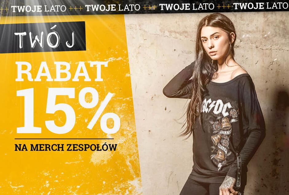 80af665860576 TWÓJ Rabat 15% na merch zespołów!