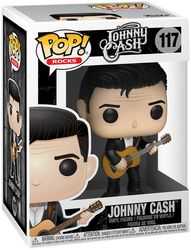 Johnny Cash Rocks Vinyl Figure 117