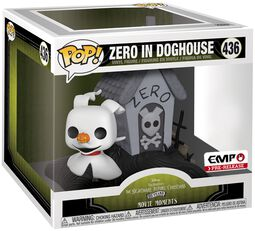 Zero in Doghouse (Movie Moments) (Chase Edition Possible) Vinyl Figure 436