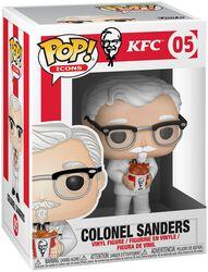 Kentucky Fried Chicken Colonel Sanders Vinyl Figure 05