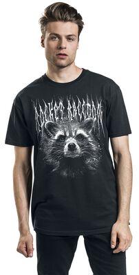 2 - Black Metal Rocket