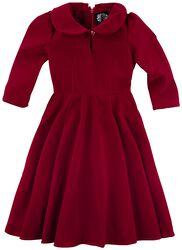 Glamorous Velvet Kids' Tea Dress