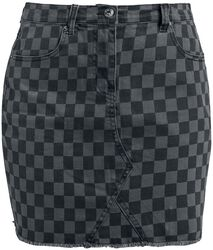 Checkerboard Skirt