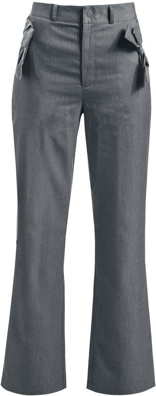Gail Straight Leg Wide Trousers