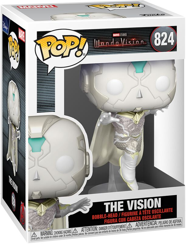 The Vision Vinyl Figure 824