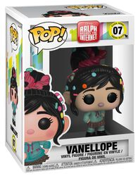 2  Ralph Breaks The Internet - Vanellope Vinyl Fgure 07