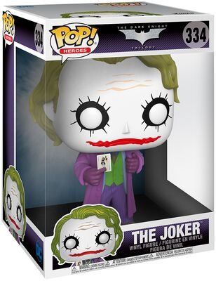The Dark Knight - The Joker (Life Size) Vinyl Figure 334