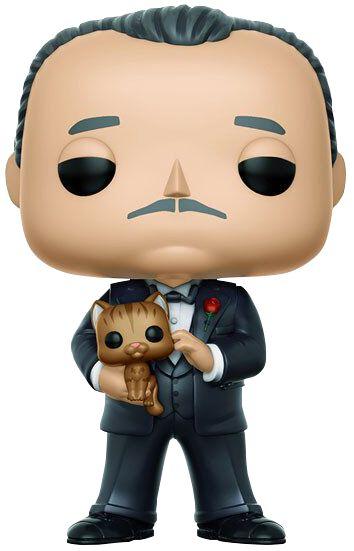 Vito Corleone Vinyl Figure 389 The Godfather Funko Pop