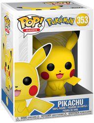 Pikachu Vinyl Figure 353
