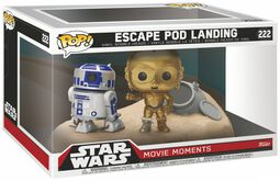 Escape POD Landing (Movie Moments) Vinyl Figure 222