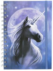 Unicorn Starlight - Notebook