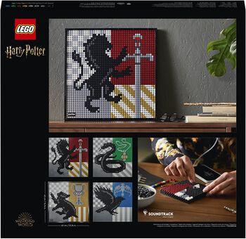 31201 - Hogwarts Crest