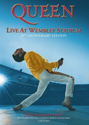 Live at Wembley (25th anniversary edition)