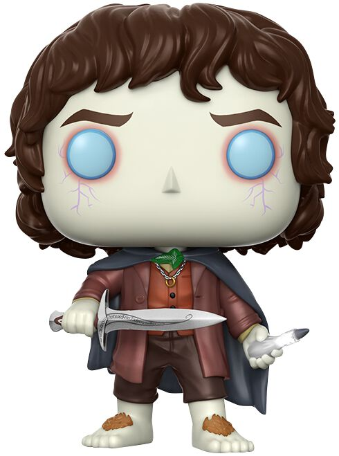 Frodo Baggins Chase Edition Possible Vinyl Figure 444