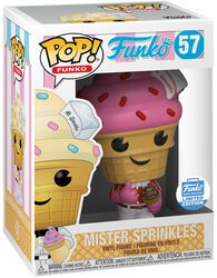 Fantastik Plastik - Mr. Sprinkles (Funko Shop Europe) Vinyl Figure 57