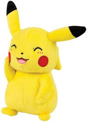 Pikachu (smiling)