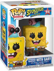 3 - Spongebob with Gary Vinyl Figure 916