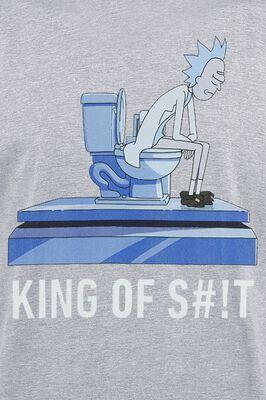 King Of Shit!