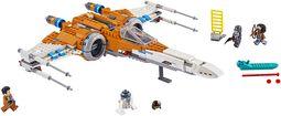Poe Dameron's X-Wing Starfighter