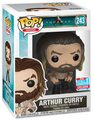 NYCC 2018 - Arthur Curry Vinyl Figure 243