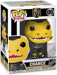 NHL Mascots Vegas Golden Knights - Chance Gila Monster - Vinyl Figure 05