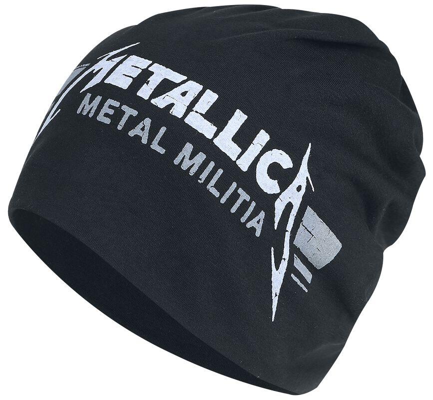 Metal Militia Bars - Light Beanie