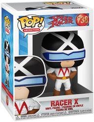 Speed Racer Racer X Vinyl Figur 738