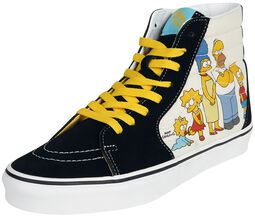 The Simpsons - 1987-2020 SK8-Hi