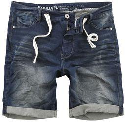 Sweat Jeans Bermuda