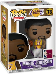 LA Lakers - Magic Johnson Vinyl Figure 78