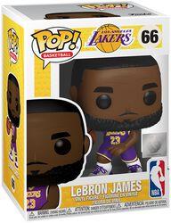 Los Angeles Lakers - Lebron James Vinyl Figure 66