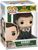 Rabbit Vinyl Figure 768