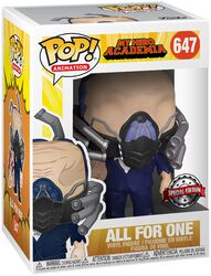 All for One Vinyl Figure 647