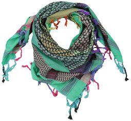Arafatka Multicolour Blue-Green