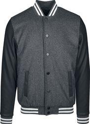 Oldschool College Jacket 2.0