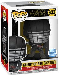 Episode 9 - The Rise of Skywalker - Knight of Ren (Scythe) (Funko Shop Europe) Vinyl Figure 333
