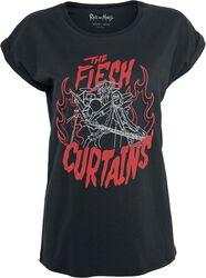 Flesh Curtains
