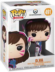 D.Va Vinyl Figure 491