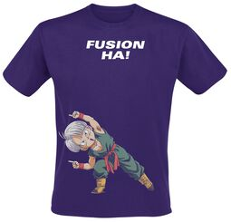 Super - Trunks - Fusion Ha!