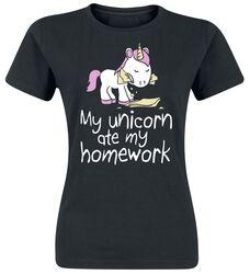 My Unicorn Ate My Homework