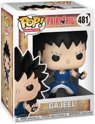 Gajeel Vinyl Figure 481