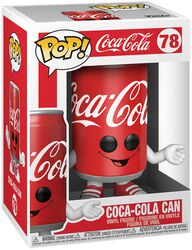 Cola Can Vinyl Figure 78