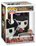 Wilson and Chester Vinyl Figure 401